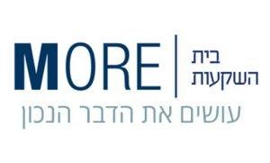 בית השקעות מור- לוגו