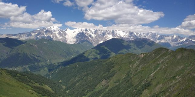 גיאורגיה הרים